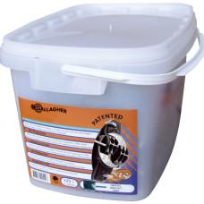Aislador de cinta 40 mm (cubo 125 ud)