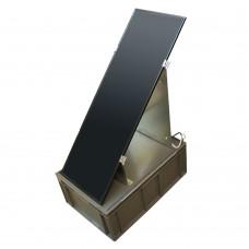 Caja de plástico batería