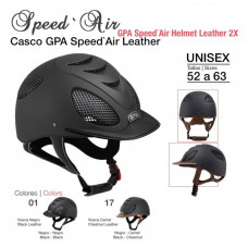 CASCO GPA CUERO SPEED´AIR LEATHER
