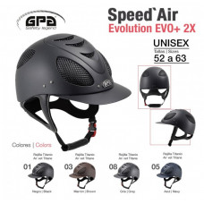 Casco Gpa-Speed Air Evolution Bicolor