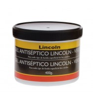 ANTISÉPTICO LINCOLN GEL VERDE