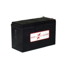 BATERIA RECARGABLE LLAMPEC 12 VOL.7,2 AH PARA ENERGIZADOR