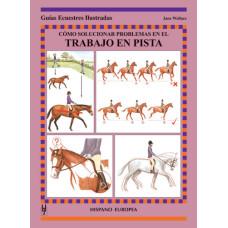 LIBRO GUÍAS ECUESTRES ILUSTRADAS CÓMO SOLUCIONAR PROBLEMAS EN EL TRABAJO EN PISTA