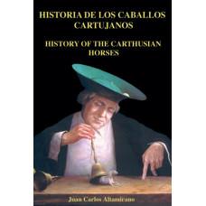 LIBRO HISTORIA DE LOS CABALLOS CARTUJANOS
