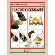 LIBRO GUÍAS ECUESTRES ILUSTRADAS CASCOS Y HERRAJES