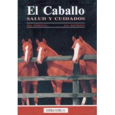 LIBRO EL CABALLO SALUD Y CUIDADOS