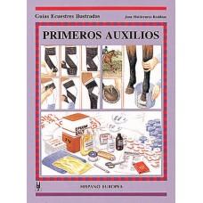 LIBRO GUÍAS ECUESTRES ILUSTRADAS PRIMEROS AUXILIOS