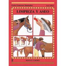 LIBRO GUÍAS ECUESTRES ILUSTRADAS LIMPIEZA Y ASEO