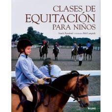 LIBRO CLASES DE EQUITACION PARA NIÑOS