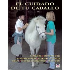 LIBRO EL CUIDADO DE TU CABALLO