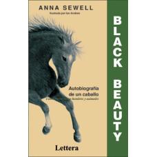 LIBRO BLACK BEAUTY. AUTOBRIOGRAFÍA DE UN CABALLO