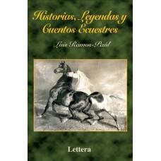 LIBRO HISTORIAS, LEYENDAS Y CUENTOS ECUESTRES