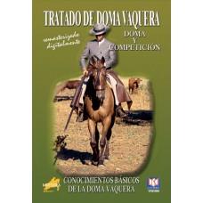 DVD TRATADO DE DOMA VAQUERA CONOCIMIENTOS BÁSICOS DE LA DOMA VAQUERA