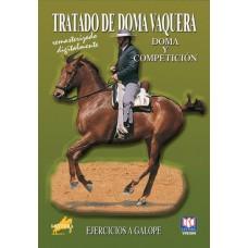 DVD TRATADO DE DOMA VAQUERA EJERCICIOS A GALOPE
