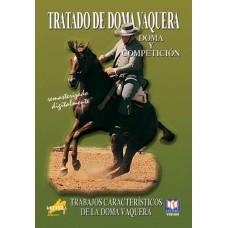 DVD TRATADO DE DOMA VAQUERA TRABAJOS CARACTERÍSTICOS DE LA DOMA VAQUERA