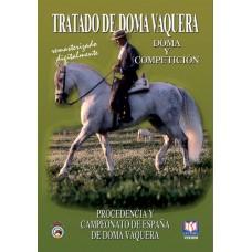 DVD TRATADO DE DOMA VAQUERA PROCEDENCIA Y CAMPEONATO DE ESPAÑA DE DOMA VAQUERA