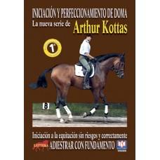 DVD INICIACIÓN Y PERFECCIONAMIENTO DE DOMA. ADIESTRAR CON FUNDAMENTO