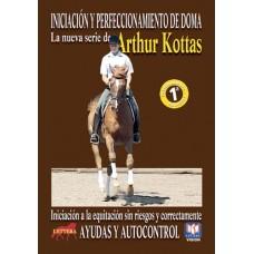 DVD INICIACIÓN Y PERFECCIONAMIENTO DE DOMA. AYUDAS Y AUTOCONTROL