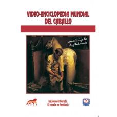 DVD VÍDEO-ENCICLOPEDIA MUNDIAL DEL CABALLO INICIACIÓN AL HERRADO. EL CABALLO EN ANDALUCÍA