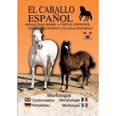 DVD EL CABALLO ESPAÑOL MORFOLOGÍA