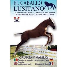 DVD EL CABALLO LUSITANO CRIANZA Y MANEJO