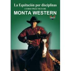 DVD LA EQUITACIÓN POR DISCIPLINAS. CURSO PRÁCTICO DE MONTA WESTERN. LA PRIMERA Y SEGUNDA EMBOCADURA.