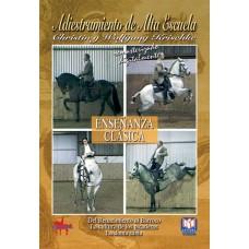 DVD ADIESTRAMIENTO DE ALTA ESCUELA ENSEÑANZA CLÁSICA DEL RENACIMIENTO AL BARROCO. LA CULTURA DE LOS