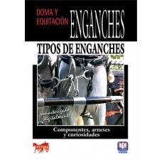 DVD ENGANCHES TIPOS DE ENGANCHES. COMPONENTES, ARNESES Y CURIOSIDADES