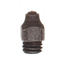 RAMPLON MUSTAD ROSCA 3/8 CAB.CUADRADA 10mm ALTURA 12mm PUNTA CONO VIDEA