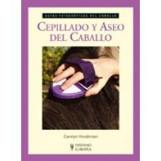 LIBRO CEPILLADO Y ASEO DEL CABALLO