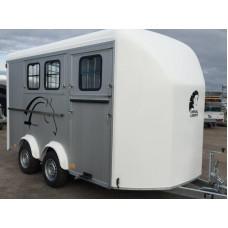 Remolque de 3 caballos VAN Minimax - Suspensión Pullman V2