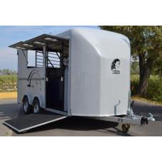 Remolque de 4 caballos VAN Optimax - Suspensión Pullman V2
